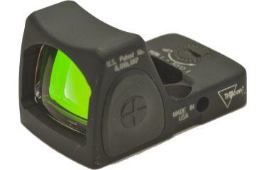 Trijicon RMR Adjustable Sight, LED - 6.5 MOA Red Dot RM07