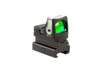 Trijicon Rmr Dual Illuminated 9 Moa Amber Dot Sight Picatinny Rail Mount Rm05 34 Main