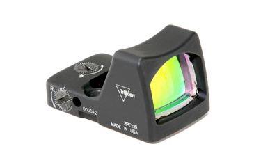 Trijicon Rmr Led 3pt25 Moa Red Dot Sight Black Rm01 Main