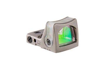 Trijicon RMR Nickel Boron Dual Illuminated Sight - 7.0 MOA Amber Dot RM04-C-700064