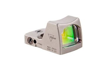 Trijicon RMR Nickel Boron LED Sight - 3.25 MOA Red Dot RM01-C-700063