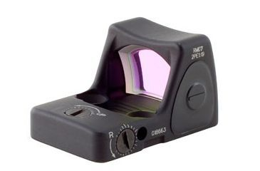 Trijicon RMR Sight Adjustable (LED) - 6.5 MOA Red Dot Reticle