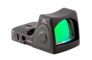 Trijicon RMR RM07 Sight Adjustable (LED) - 6.5 MOA Red Dot