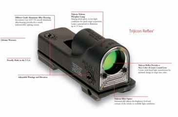 Trijicon Reflex Night-Sight Info