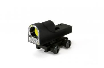 Trijicon RX06-14 Reflex 12.5 MOA Amber Dot Sight with Flattop Mount