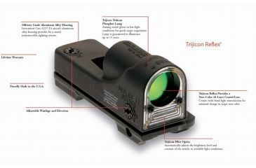 Trijicon RX06 Reflex Night Sight