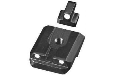 Trijicon SA33 Novak Full Size .45 3 Dot Front & Rear Night Sight Set - Special Order