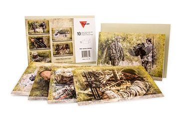 Trijicon Set of 10 Themed Note Cards, Hunting PR61