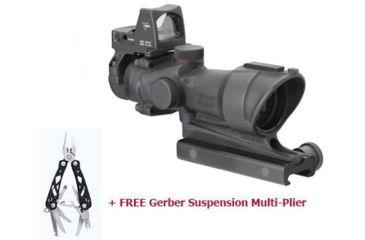 Trijicon 4x32mm ACOG Riflescope KIT