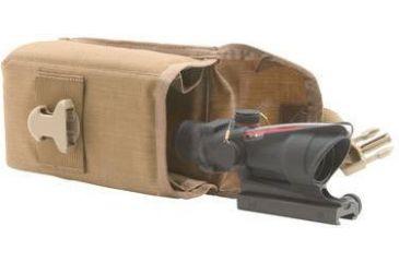 Trijicon pouch comes standard with all TA31RCO scopes