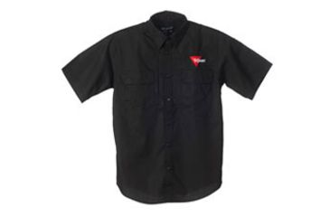 Trijicon Tactical Short Sleeve Shirt - XL, Black AP27XL