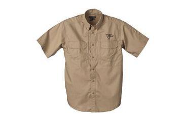 Trijicon Tactical Short Sleeve Shirt - XL, Khaki AP28XL