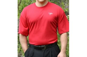 Trijicon Tactical Short Sleeve T-Shirt, Red