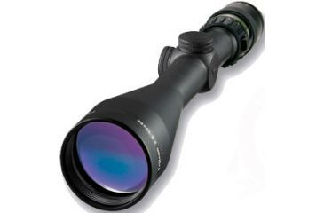 DMO, Trijicon AccuPoint 2.5-10x56 30mm Riflescope - Red Triangle Reticle