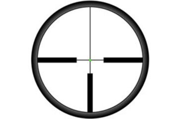 Trijicon Accupoint TR24-3G German # Green Dot Reticle
