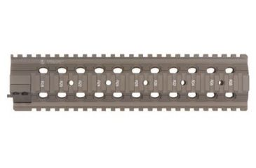 Troy 10 in. Mid Length Extended Modular Rail Forend for LPGB - Flat Dark Earth
