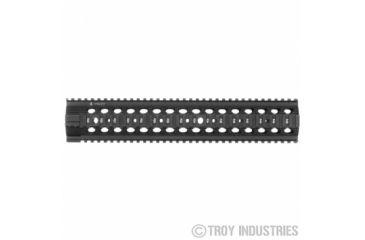 Troy 13.8in Mrf-308 Battle Rail Armalite - Black SRAI-308-A3BT-00