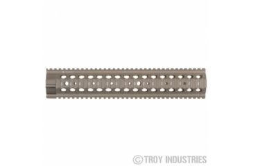 Troy 13.8in Mrf-308 Battle Rail Armalite - Flat Dark Earth SRAI-308-A3FT-00
