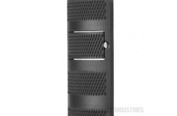 Troy 6.2in Battle Rail Covers Single Pack - Black SCOV-BRC-06BT-00