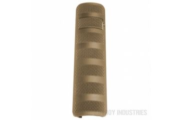 Troy 6.2in Battle Rail Covers Single Pack - Flat Dark Earth SCOV-BRC-06FT-00