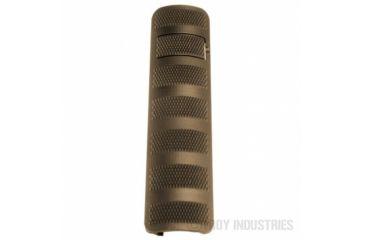 Troy 6.2in Battle Rail Covers Single Pack - Tan SCOV-BRC-06TT-00