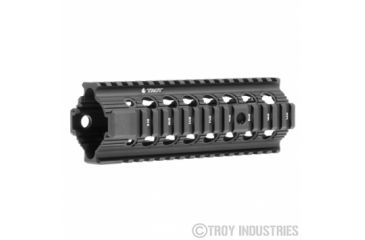 Troy 7.2in Bravo Rail - Black STRX-BR1-72BT-00