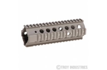 Troy 7.2in Bravo Rail - Flat Dark Earth STRX-BR1-72FT-00