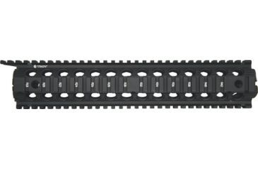 Troy Drop In Enhanced BattleRail 12 Inch Rifle-Length Black