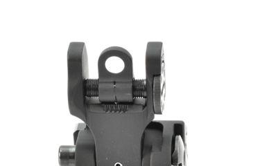 9-Troy Folding Battle Sight - Rear