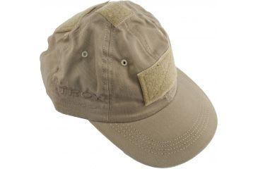Troy Hat-Khaki OSFA