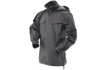 Tru-Spec 24-7 Black All Season Rain, M Jacket 2492004