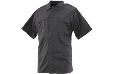 Tru Spec 24 7 Series 1045005 Ultralight Short Sleeve Black Uniform Shirt