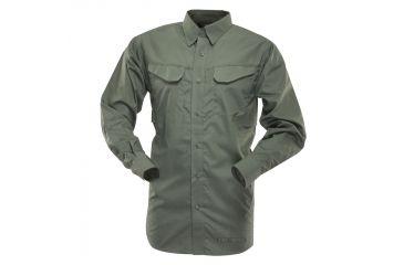 Tru-Spec 24-7 Ultralight Field Shirt, Extra Small, Regular Length, Olive Drab 1104002