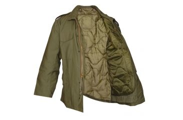 Tru Spec 2442026 Olive Drab M65 Lined Field Jacket Extra Large