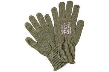 5Star 3819002 Olive Drab Gi Wool Gloves Liner