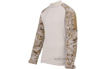 Tru-Spec Combat Tru Shirt D/P Digital P/C Rip Stop, Xsr 2557002