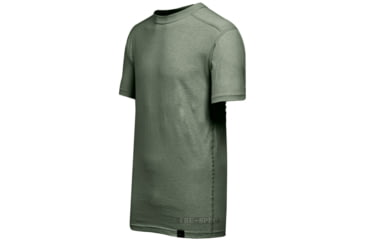 Tru-Spec Crew T Shirt MARINE OD Green BASELAYER Short Sleeve, Extra Large Reg. 2765006
