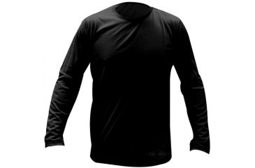 Tru-Spec Long Sleeve Top, TRU Black GEN-3 ECWCS LEVEL-1,Small Reg. 2064003