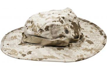 Tru-Spec Military Boonie, TRU DIG. D/P W/WIDE BRIM & LOOPS, 7-1/2 3262005