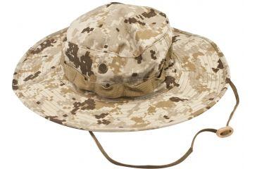Tru-Spec Military Boonie, TRU DIG. D/P W/WIDE BRIM & LOOPS, 7 3262003