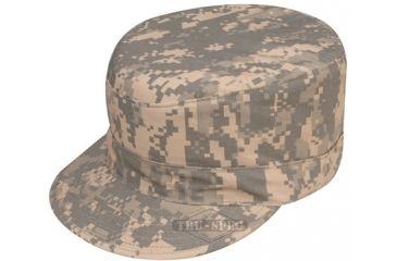 Tru-Spec Patrol Hat, TRU ACU DIGITAL NO EYELETS, 6-3/4 3263002