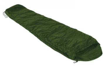 Tru-Spec Sleeping Bag, Snugpak Black Soft - 4989000