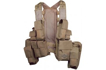 Tru-Spec SSV-5S 11-Pocket Vest, Coyote 2879000