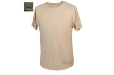Tru-Spec T-Shirt, w/ P Short Sleeve, 2Xl 4325007