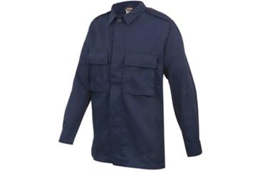 Tru-Spec Tactical Shirt, TRU Navy C/P, Extra Small Reg. 1423002