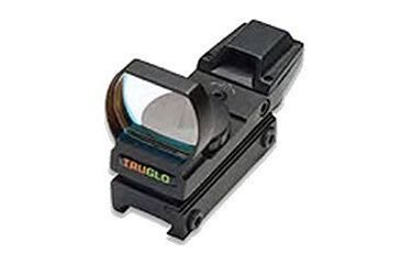 TruGlo Trajectory Compesating DC Red Dot Sight, Black