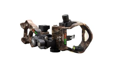 Truglo Rival Hunter 3 Light DDP Archery Sight, Lost Camo 195054