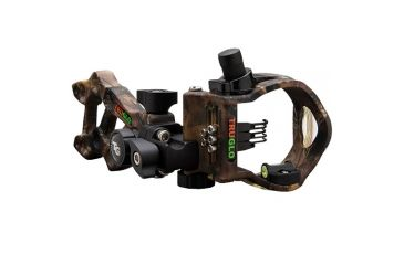 Truglo Rival Hunter 5 Light DDP Archery Sight, Lost Camo 195057