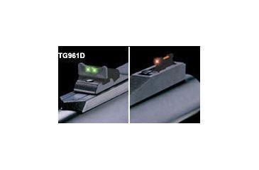 TruGlo Slug Ithaca Fiber Optic Sights TG961D