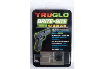 TruGlo Tritium / Fiber Optic TFO Hand Gun Sights